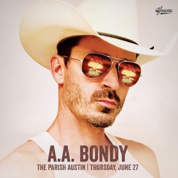 A.A. Bondy: Main Image