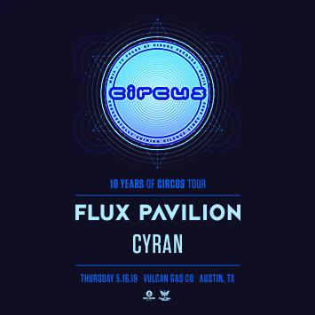 Flux Pavilion - AUSTIN: Main Image