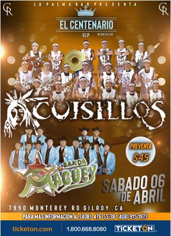 CANCELLED-CUISILLOS Y BANDA MAGUEY: Main Image