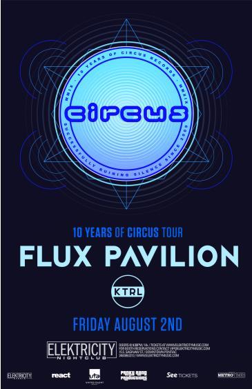 FLUX PAVILION: Main Image