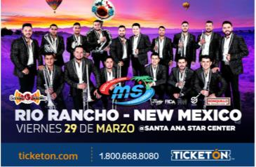 BANDA MS EN NEW MEXICO: Main Image
