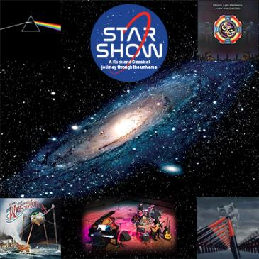 Star Show - A Rock & Classical Journey Through The Universe: Main Image
