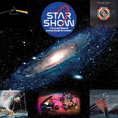 Star Show - A Rock & Classical Journey Through The Universe