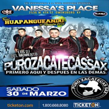 PURO ZACATECAS SAX: Main Image