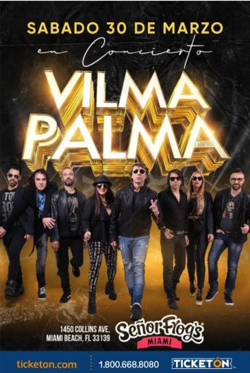 VILMA PALMA E VAMPIROS EN MIAMI: Main Image