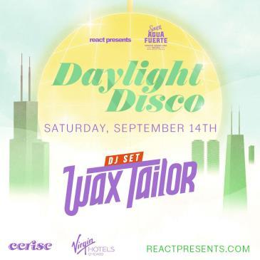 DAYLIGHT DISCO: Wax Tailor (DJ set)-img