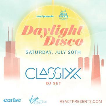 DAYLIGHT DISCO: Classixx (DJ Set)-img