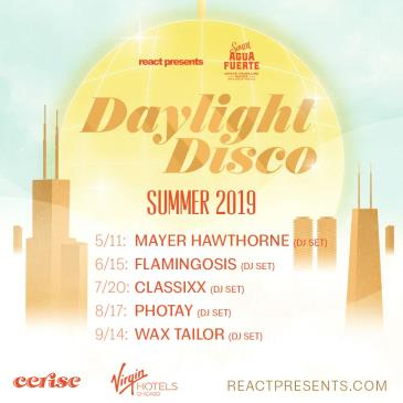 DAYLIGHT DISCO: Lift Pass: Main Image