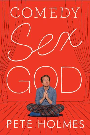 Comedy Sex God live! Conversation w/ Pete Holmes & Rob Bell: Main Image