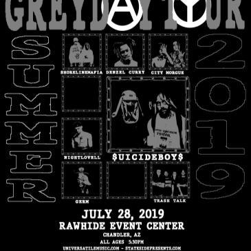 $uicideBoy$ - GREY DAY TOUR-img