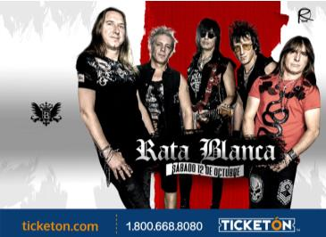 RATA BLANCA EN LOS ANGELES: Main Image