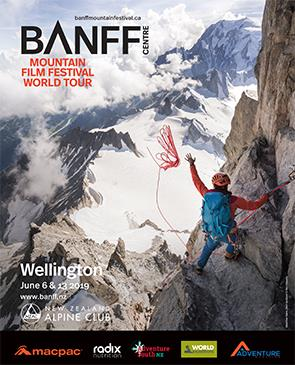 Banff Mountain Film Festival World Tour 2019 Wellington Blue: Main Image