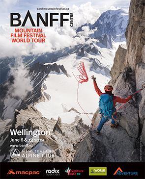 Banff Mountain Film Festival World Tour 2019 Wellington Red: Main Image
