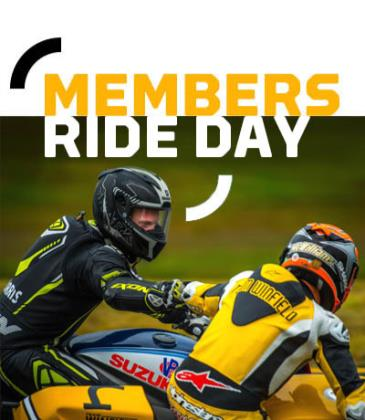 ARDC Members Only Ride Day: Main Image