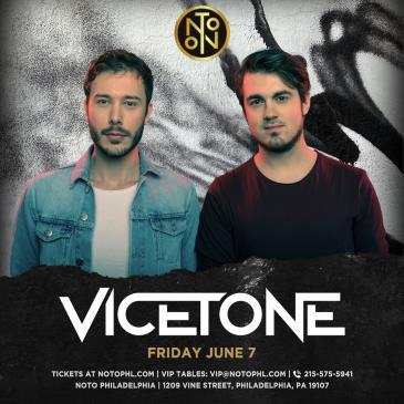 Vicetone: Main Image