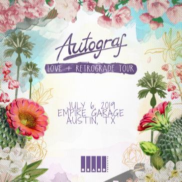 Autograf: Love + Retrograde Tour-img