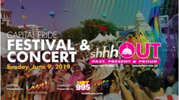 Capital Pride Concert VIP Experience: Main Image