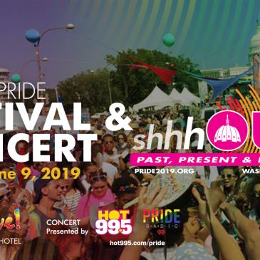 Capital Pride All Ages Pit Pass-img