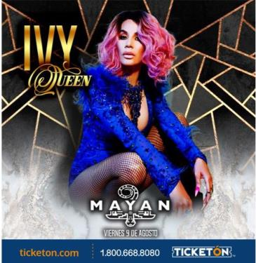 IVY QUEEN EN LOS ANGELES: Main Image