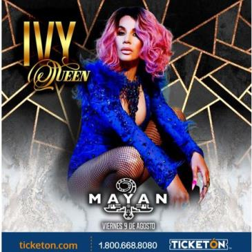 IVY QUEEN EN LOS ANGELES