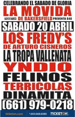 LOS FREDYS  LA TROPA  VALLENATA: Main Image