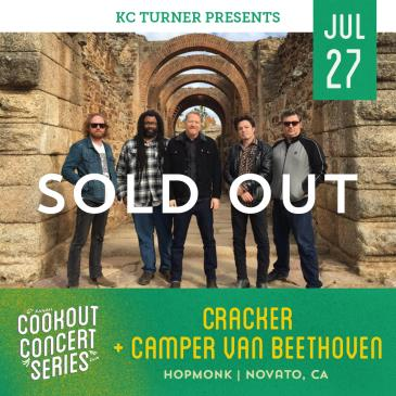 Cracker | Camper Van Beethoven (Cookout Concert Series): Main Image