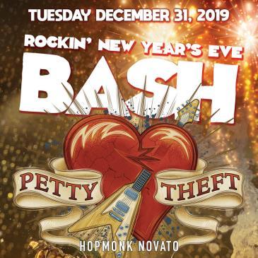 NYE w/ Petty Theft (Tom Petty Tribute): Main Image
