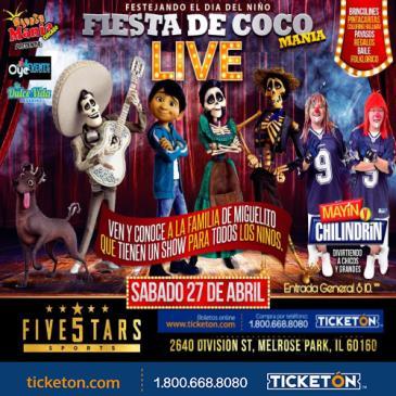 FIESTA DE COCO: Main Image
