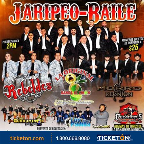 Banda Limon Las Vegas Tickets Boletos Horseman Park Ticketon
