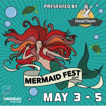 """MERMAID FEST """"Tybrisa Twirl Mermaid Pub Crawl"""": Main Image"""