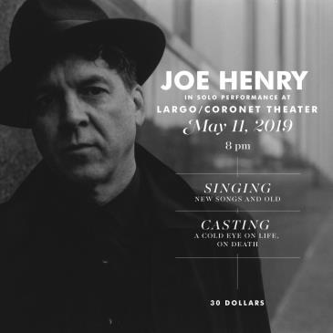 Joe Henry: Main Image