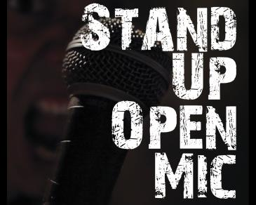 Comedy Open Mic (every 2nd & 4th Wednesday): Main Image