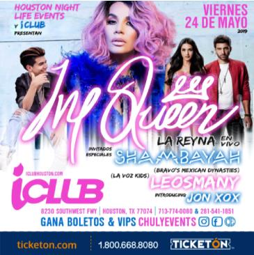 IVY QUEEN EN HOUSTON: Main Image
