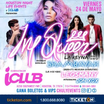 IVY QUEEN EN HOUSTON