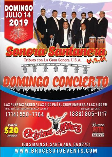 Sonora Santanera USA: Main Image