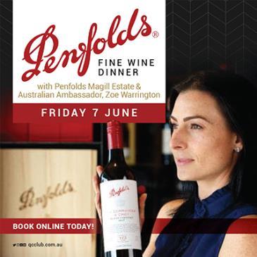 Penfolds Fine Wine Dinner: Main Image