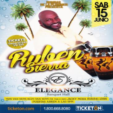 RUBEN SIERRA: Main Image