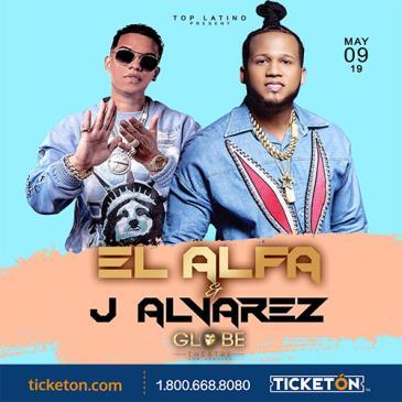 EL ALFA Y J ALVAREZ: Main Image