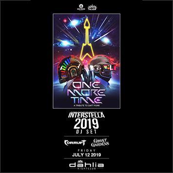 One More Time (Daft Punk Tribute) - COLUMBUS: Main Image