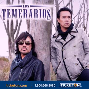 LOS TEMERARIOS TOUR 2019