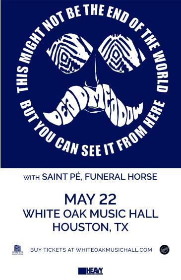 Dead Meadow, Saint Pé, Funeral Horse: Main Image