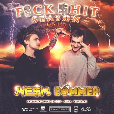 HE$H & Bommer: Main Image