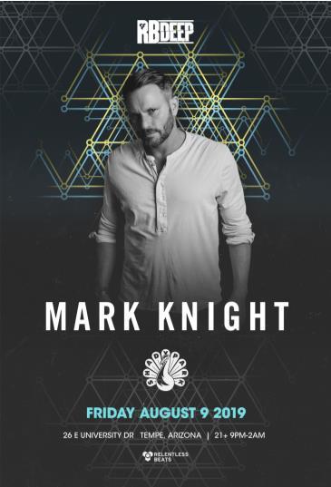 Mark Knight: Main Image