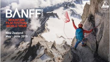 BANFF MOUNTAIN FILM FESTIVAL WORLD TOUR - Auckland 2019: Main Image