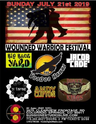 Wounded Warrior Festival: Main Image