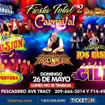 FIESTA TOTAL 2/CARNAVAL EN TRACY