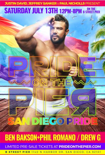 SAN DIEGO PRIDE ON THE PIER: Main Image