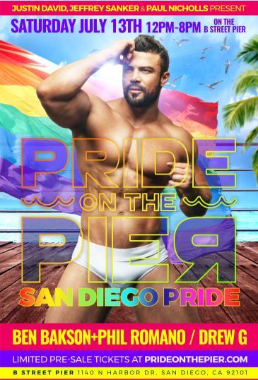 SAN DIEGO PRIDE ON THE PIER: Main Image