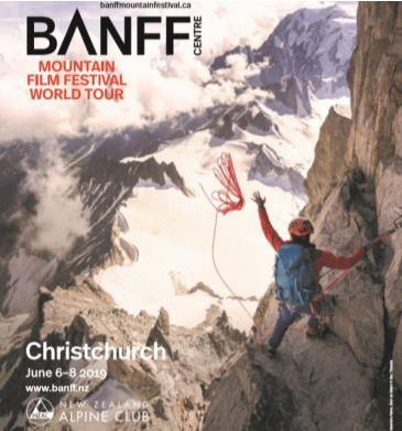 Banff Mountain Film Festival World Tour - Christchurch 2019: Main Image