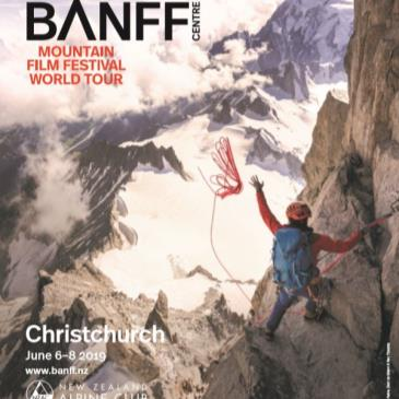 Banff Mountain Film Festival World Tour - Christchurch 2019